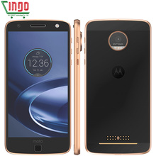 Motorola MOTO Z XT1650 Single Sim Quad Core 4GB RAM 32GB ROM 4G LTE 5.5 inch Android 7.0 13.0MP Smartphone on Verizon(China)