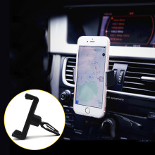 2016 New Arrival 360 degrees Universal Car Air Vent Mount Cradle Cell Mobile Phone Stand Holder for iPhone Samsung Universal GPS