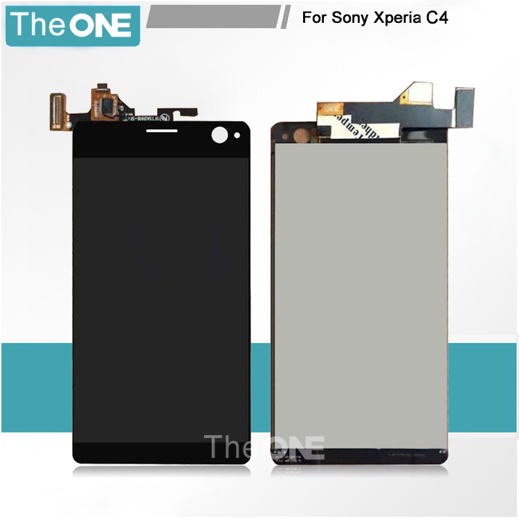 For Sony Xperia C4 LCD Screen Display With Touch Screen Digitizer Assembly E5303 E5306 E5333 New Replacement Parts<br><br>Aliexpress