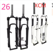 SR SUNTOUR Bicycle fork for 26 inch all size Mountain bikes fork disc brake xcr nex xcm Rock Shox mtb frame road free shipping,