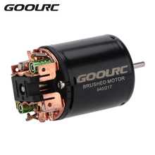GOOLRC Original 540 21T 4 Poles Brushed Motor for 1/10 1/12 4WD RC Car Model(China)