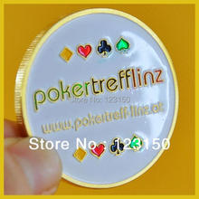Buy JZ-052 Card Protector, Texas Holdem Accessories, Pokertrefflinz for $9.99 in AliExpress store