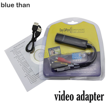 USB 2.0 HDMI to RCA usb adapter converter Audio Video PC CableS TV DVD VHS capture device easycap pk UTV007