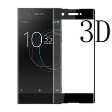 Buy Sony Xperia XA1 Dual G3121 G3123 G3125 G3112 G3116 9H 3D Curved Full Cover tempered Glass Screen Protector Film for $3.99 in AliExpress store
