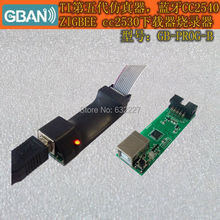 The fifth generation of TI emulator , Bluetooth CC2540,  cc2530 module Downloader burner