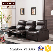 Large reclining sofa factory price hot sale leather sofa recliner