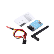 1pcs FPV 5.8G 40CH TX1000 1000MW 7-26V Wireless AV Image Transmitter for OCDAY