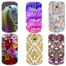"Fashion Printed Case For Samsung Galaxy S3 Mini i8190 4"" Cover Original Cute Printing Drawing Hard Plastic Phone Case"