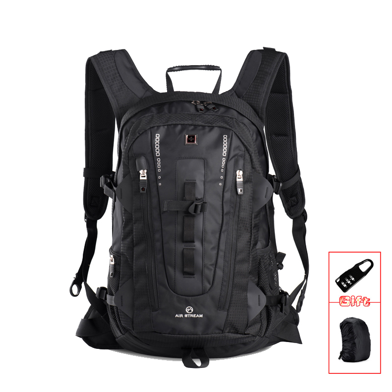 Swisswin Waterproof Travel Bag Backpack For Laptop Notebook Business Bag Brand Multi-use Notebook Backpacks For 15.6 Inch SW9972<br>