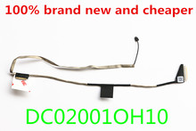 NEW LCD CABLE FOR Acer ASPIRE E1-570 E1-570G E1-532 E1-572 V5WE2 DC02001OH10 LCD LVDS CABLE