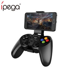 Buy iPega PG-9078 PG 9078 Wireless Bluetooth Joystick Gamepad Game Controller Adjusted Holder Android/ iOS Tablet PC Smartphone for $21.04 in AliExpress store