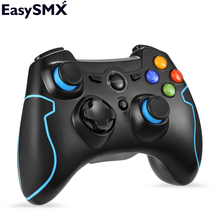 EasySMX ESM-9013 Wireless Gamepad Joystick Controller Compatible with PC PS3 TV Box Android Smartphone Joypad Controller(China)