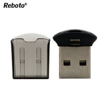 Reboto Black USB flash disk Super Mini Tiny 64GB USB Flash Drives Pen Drive USB 2.0 Memory Stick 32GB 16GB 8GB 4GB Pen Drive
