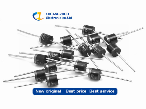 10pcs 20SQ045 20A 45V Schottky Rectifiers Diode Brand New R-6