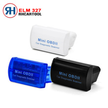 2017 Latest Version V2.1 Super MINI ELM327 Bluetooth OBD/OBD2 Wireless ELM 327 Multi-Language 12Kinds Works ON Android Torque/PC