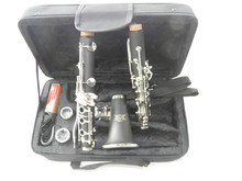 High-pitch quality Bb clarinet double