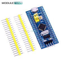 STM32F103C8T6 ARM 32 Cortex-M3 STM32 SWD Minimum System Development Board Module Mini USB Interface For Arduino I/O 72Mhz(China)