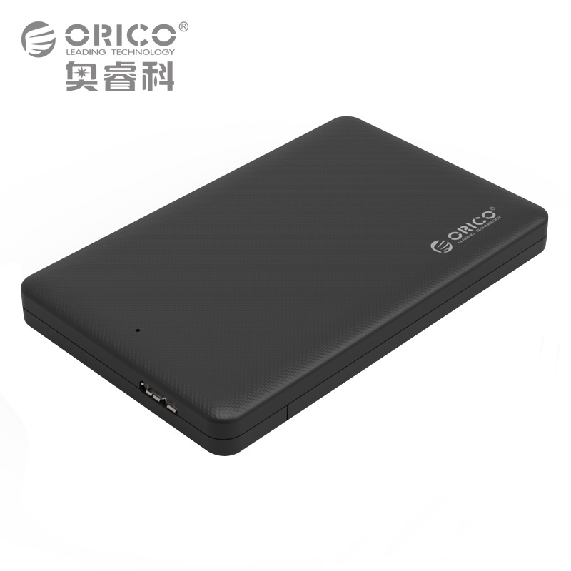ORICO 2.5 inch HDD Enclosure Sata to USB 3.0 HDD Case Tool Free for 7mm/9.5mm 2.5 inch HDD and SSD Up to 2TB Supported(China)