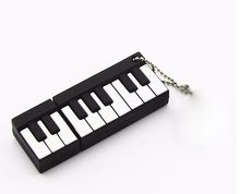piano USB Flash Drive fshion music pendrive music pen drive 4GB U disk 8GB 16G 32G music instrument usb2.0 disk free shipping