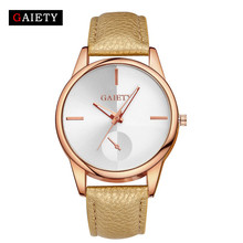GAIETY Top Selling Luxury Brand Women's Bracelet Watches Ladies Dress Watches Relogios Femininos Gift(China)