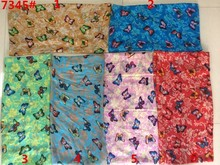 150cm width printed soft chiffon fabric Butterfly for scarf and headband LS-J7345