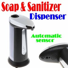 BY DHL OR EMS 50 pieces Auto Soap Dispenser,Sanitizer Automatic,Auto Soap Dispenser Touch Free Hand Sanitizer Automatic