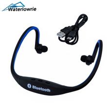 Buy Waterlowrie S9 Sports Bluetooth Earphone Wirless Handfree Auriculares Bluetooth Headphones MIC iphone Huawei XiaoMi Phone for $3.99 in AliExpress store