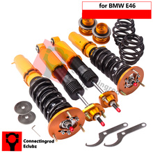Coilover Suspension Race Drift For 98-02 BMW E46 M3 Suspension Kit Strut Shock 330Ci 330xi 328i 328 320 M3 Coil Over Spring