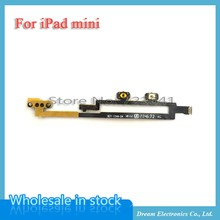 MXHOBIC 10pcs/lot Power Flex For iPad Mini on/off Sensor Button Key Flex Cable Ribbon For iPad Mini Replacement Parts