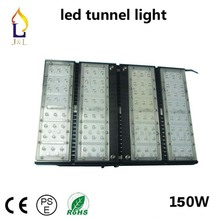 Free shipping 2pcs/lot 150W 3modules / 180W 3modules Flood light gas station light led tunnel light AC110-277V Outdoor Lamp