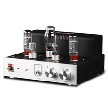 Buy Music hall Integrated Bluetooth EL34 Vacuum Tube Amplifier Audio HiFi Stereo Headphone Amp Handmade Scaffolding Aluminum Panel for $279.65 in AliExpress store