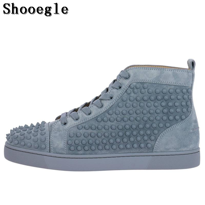 Buy spike casual shoes men and get free shipping on AliExpress.com 11ebe8d749b9