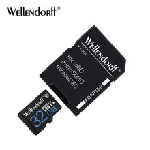Micro SD Card 32 GB 64GB 16GB 8GB class10 Memory Card UHS-1 4GB Class 6 Flash card Memory Microsd for Smartphone(China)