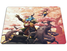 dota 2 mousepad Natures Prophet gaming mouse pad HD pattern gamer mouse mat pad game computer desk padmouse keyboard play mats