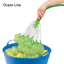 2017 111Pcs/pack Water Balloon Water Bombs Game Amazing Magic Water Ballonnen Bombs Toys Kids Summer Beach Games Party Supplies
