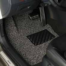 Smudge free spinning Ottomans car carpet car cut three-piece 52-1A \ 1192Car mats(China)