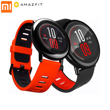 Xiaomi AMAZFIT Smart Watch For android Bluetooth 4.0 WiFi Dual Core 1.2GHz 512MB 4GB GPS Heart Rate Monitor GPS SmartWatch Smart
