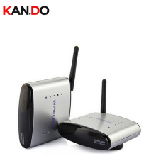 330 2.4GHz Audio Video Sender Wireless AV Transmitter and Receiver TV Signal 150m CE & FCC 4 channels audio video adapter