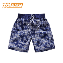 Kids Fast Drying Surf Shorts New 2017 Boys Swimwear Boardshorts Summer Children Swim Wear Clothing Quick Drying Brand Clothes