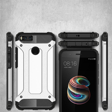 For Xiaomi Mi 5X Mi5X 5.5'' Tough Armor Case Hybrid Extremely Heavy Duty Full Protection Air Cushion Shockproof Back Cover