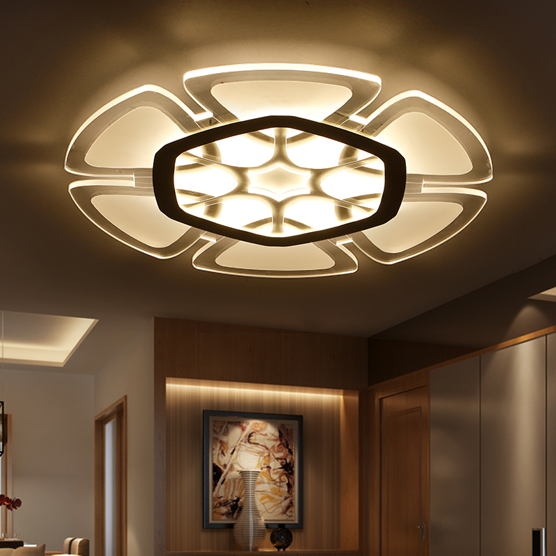 New Surface Mounted Modern Led Ceiling Lights For Living Room Bedroom light Fixture Ceiling mounted lamps for Kids rooms bedroom<br><br>Aliexpress