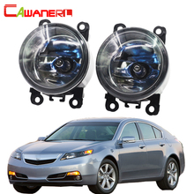 Cawanerl For Acura TL 2012-2014 High Power H11 100W Car Light Halogen Lamp Fog Light DRL Daytime Running Lamp 12V 2 Pieces(China)