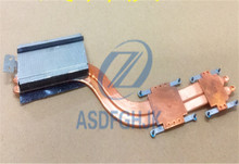 Genuine Heatsink for Dell 2350 radiator copper tube 046JT7 0CF8G5 CF8G5 Heat sink 100% test ok(China)
