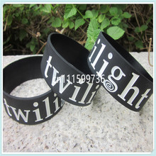 25pcs/lot Twilight Bracelet Wristband from Movie Saga Breaking Dawn New Moon Movies,free shipping