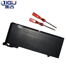 "JIGU 10.95V 63.5WhLaptop Battery A1322 A1278 MC700 For Apple For MacBook Pro 13"" MB990LL/A MB991LL/A MC374LL/A(China)"