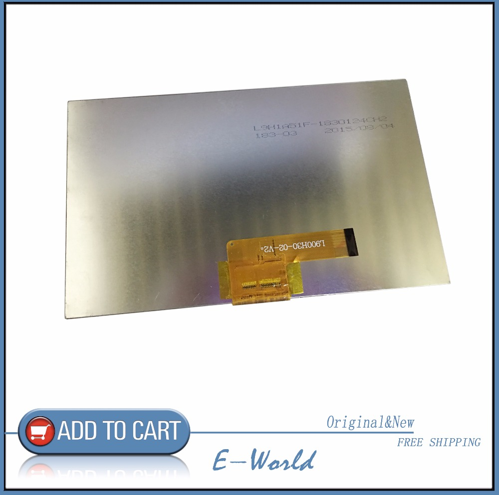 Original 9inch LCD screen L9H1A51F-1830124CH2 L9H1A51F for tablet pc free shipping<br>