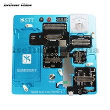 "Original Mi Jing STT Fast Speed Test Fixture and Testing Jig for iphone 6 6G 4. 7"" Motherboard Testing Quick Refurbished Tool"