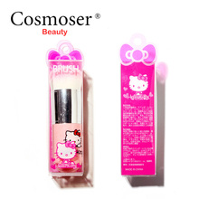 makeup brushes Hello Kitty Chubby Pier Professional Foundation BB Cream Powder Brush 1pc Synthetic portable make up beauty tool