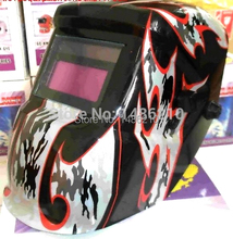 Mag tig Grinding Function 15 years of professional production of welding mask Welding equipment Helmet free post Chrome(China)