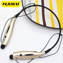 Buy Hot NAIKU-730 Wireless Bluetooth Headset Sports Bluetooth Earphones Headphone Mic Bass Earphone Samsung iphone NAIKU730 for $3.65 in AliExpress store